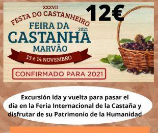 MARVAO - FERIA DE LA CASTAÑA 2021