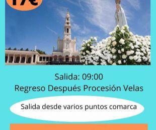 FATIMA SABADO 9 DE OCTUBRE